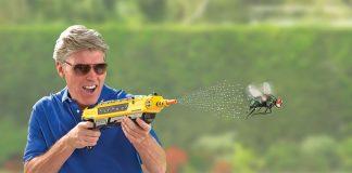 ซักกระบอกมั้ย! ปืนยิงแมลงวันเห็นผลทันตา