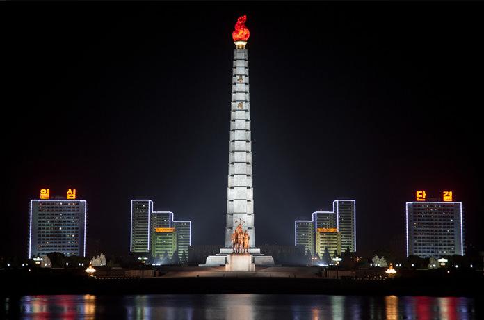 16 สถาปัตยกรรมแปลกตา! ในเกาหลีเหนือที่คุณอาจไม่เคยเห็นที่ไหนมาก่อน