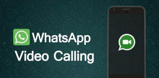 มาจนได้! WhatsApp เปิดบริการ Video Call แล้ว
