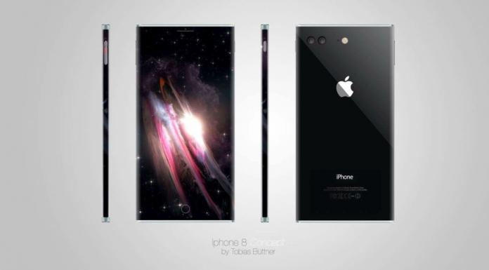 iPhone 8 Plus คาดว่าขอบจะโค้ง หน้าจอจะใช้ OLED?