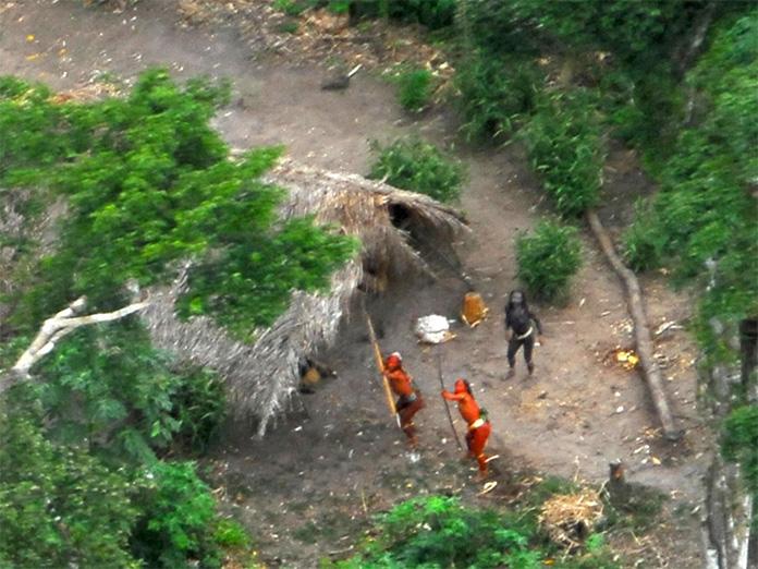 ตัดขาดโลกศิวิไลซ์! Yanomami ชนเผ่าดั้งเดิมที่ใช้ชีวิตเฉกเช่นคนป่า