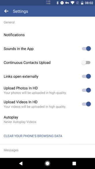 ชัดแจ๋วแหวว! อัพ HD บน Facebook สำหรับ Android ได้แล้ว