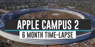 จากโรงรถสู่อาณาจักร! ออฟฟิศใหม่ Apple ขนาด 2.8 ล้านตารางฟุต ใกล้เสร็จแล้ว