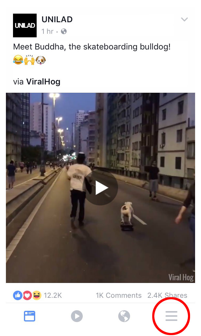 Work เลย! วิธีปิดวิดีโอใน facebook ไม่ให้เล่น Auto จะได้ไม่เปลืองเน็ต
