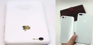 สวยน่าสอย! iPhone 7 สี Jet White ขาวๆเนียนๆ