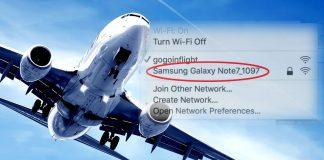 ทำเป็นเล่นไป! ขึ้นเครื่องห้ามเปลี่ยนชื่อ Hotspot เป็น Note 7 เด็ดขาด