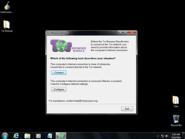 ใช้เน็ตปลอดภัย ด้วย Tor