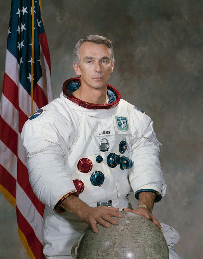 มนุษย์คนสุดท้ายที่ได้เดินบนดวงจันทร์ เสียชีวิตแล้วด้วยวัย 82 ปี