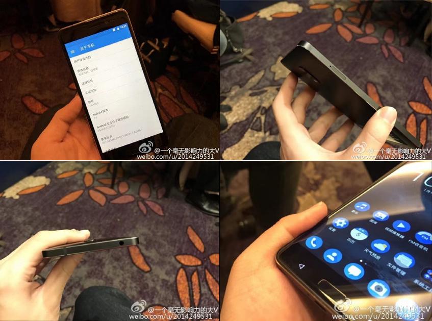 หล่อเลย! Nokia 6 เปิดตัวเรียบร้อย เตรียมสอยเร็วๆนี้