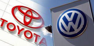 กระชากแชมป์! Toyota โดน Volkswagen แซงหน้ายอดขายรถทั่วโลก