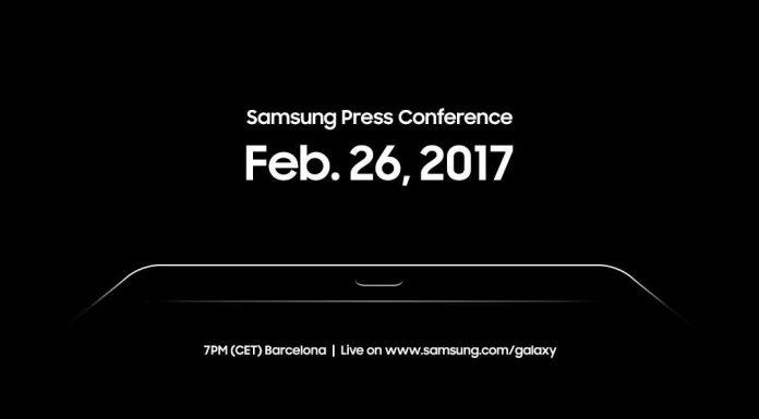 Big News! Samsung ประกาศเปิดตัวเรือธงรุ่นใหม่ในงาน MWC 2017